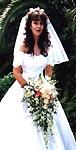 Букет и наряд невесты